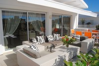 A brand new 2 bedroomed, 2 bathroomed apartment with 2 terraces- Cannes Maria